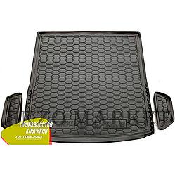 Автомобільний килимок в багажник Chevrolet Cruze 2009 - Універсальний (Avto-Gumm)