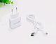 Зарядний пристрій 220В 3,5 А з USB кабелем USB - micro USB A90, фото 3