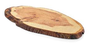 35053 Дошка овальна Wood Effect