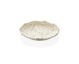 43020WG Тарілка біла Granite NORMA Ø 20 см.