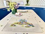 """Салфетка под тарелку  """"Пасхальный мотив"""" , 37х49 см, фото 4"""