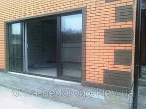 Розсувні вікна та двері REHAU, фото 3