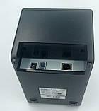 Чековый принтер Xprinter XP-Q90 EC USB интерфейс с автообрезкой 58мм, фото 4