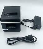 Чековий принтер Xprinter XP-Q90 EC USB інтерфейс з автообрізкою 58мм, фото 6