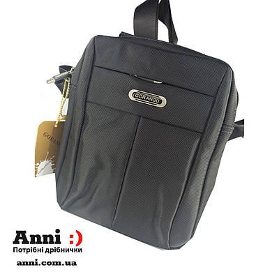 Мужская сумка планшет через плечо24см * 20см