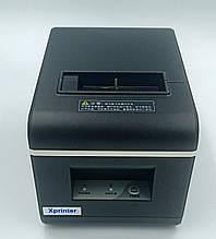 Термопринтер, POS, чековий принтер Xprinter XP-Q90ECU black (Q90ECU)