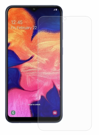 Гідрогелева захисна плівка AURORA AAA на Samsung Galaxy A10 на весь екран прозора