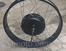 Мотор-колесо 48V 2000W Фэтбайк заднее прямой привод