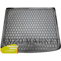 Автомобільний килимок в багажник Chevrolet Cruze 2011 - Hatchback (Avto-Gumm)