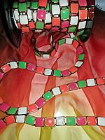 Тасьма декоративна CTU 0670 різнокольорова