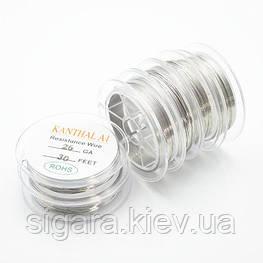 Проволока Кантал А1 26GA 10м