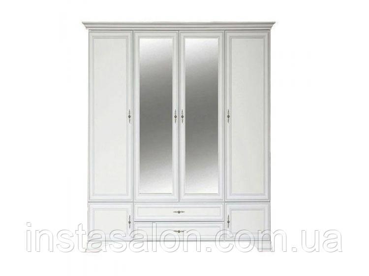 Шкаф платяной Кентуки SZF 6D2S