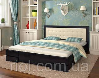 Ліжко дерев'яна Регіна полуторне