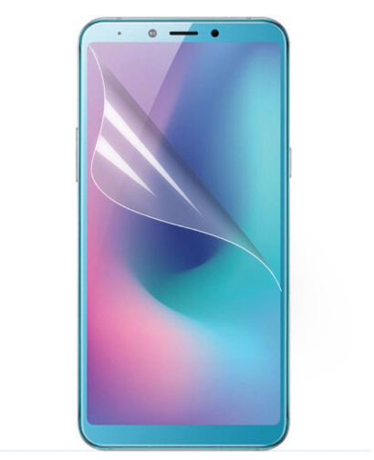 Гідрогелева захисна плівка AURORA AAA на Samsung Galaxy A6s на весь екран прозора