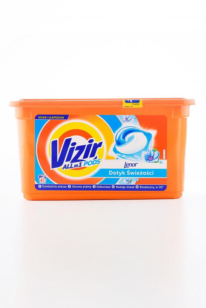 VIZIR капсула для прання Touch of LENOR