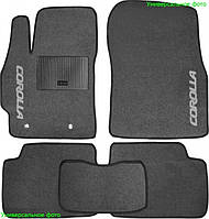 Коврики резиновые на  Chevrolet Captiva (06-) тэп к-т серые L.Locker