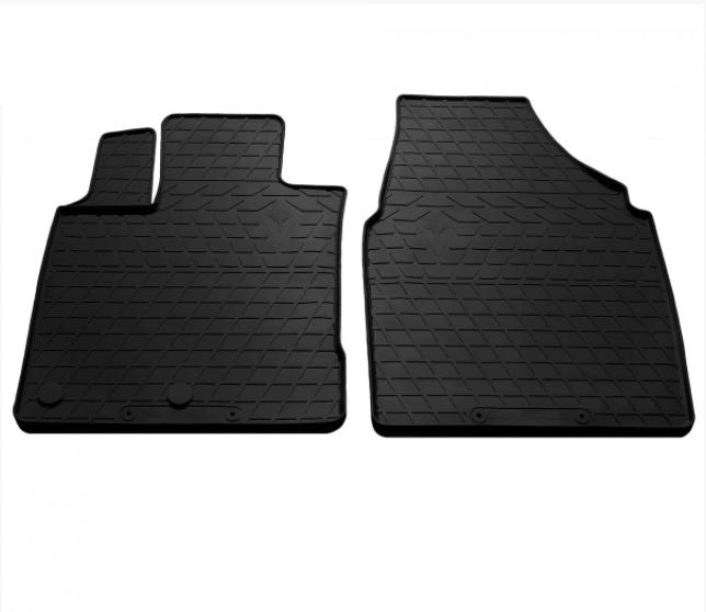 Килимки в салон для Nissan Qashqai 07-/10-/Qashqai +2 07-/10- (передні - 2 шт) 1014042