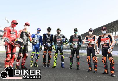 Перша гонка сезону 2021 MotoGP Гран Прі Катару
