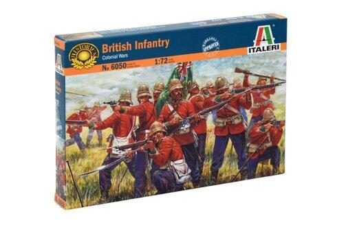 Italeri 1/72 British Infantry