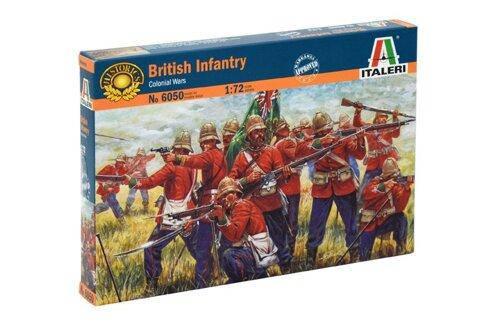 Italeri 1/72 British Infantry, фото 2