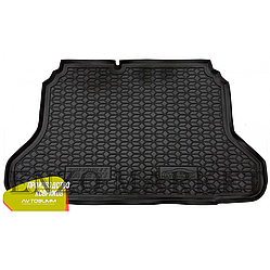 Автомобільний килимок в багажник Chevrolet Lacetti 2004 - Hatchback (Avto-Gumm)