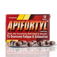 Апифортил - концентрат маточного молочка, полівітаміни та мінерали Apifortyl October Pharma 30 кап