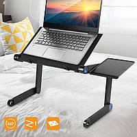 Столик-підставка трансформер для ноутбука DL51 Table T8