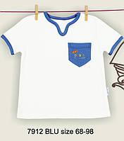 Футболка Пираты для новорожденного