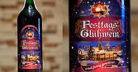 Вино для глинтвейна Festtags Gluhwein 1л подарочное