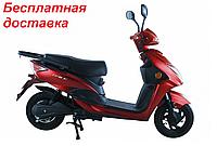 """Электроскутер 10"""" TDR5110Z, 48В 20A 600Вт, барабан/барабан (красный), фото 1"""