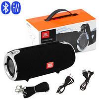Bluetooth-колонки JBL XTREME MINI, c функцією speakerphone, радіо, black, фото 1