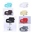 Крісло -стілець визажный , барний код 8403 шкірзам колір на вибір., фото 2