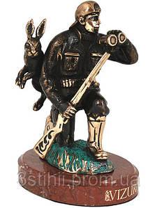 Статуэтка из бронзы «Охотник» Vizuri (Визури) H01