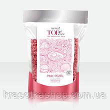 ItalWax TOP Line (Италия), Воск горячий пленочный в гранулах Розовый жемчуг, 750 г