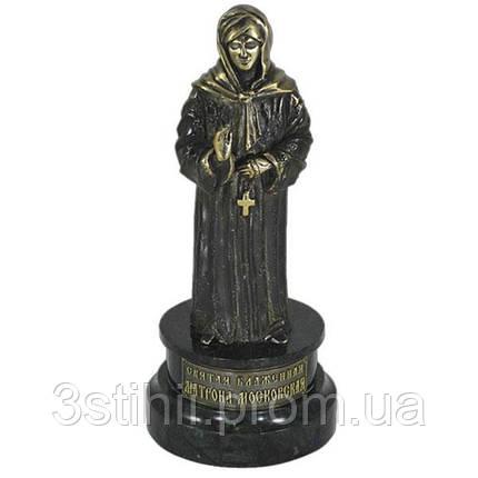 Статуэтка из бронзы «Матрона Московская» Vizuri (Визури) ST03, фото 2