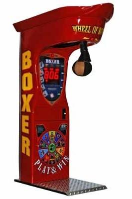 игровые автоматы силомеры боксер