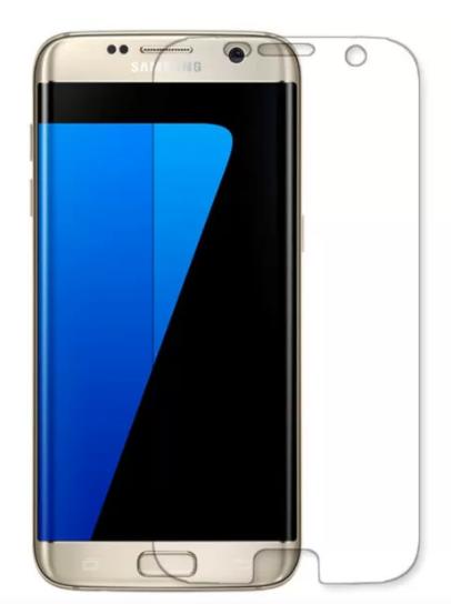 Гідрогелева захисна плівка AURORA AAA на Samsung Galaxy S7 edge на весь екран прозора