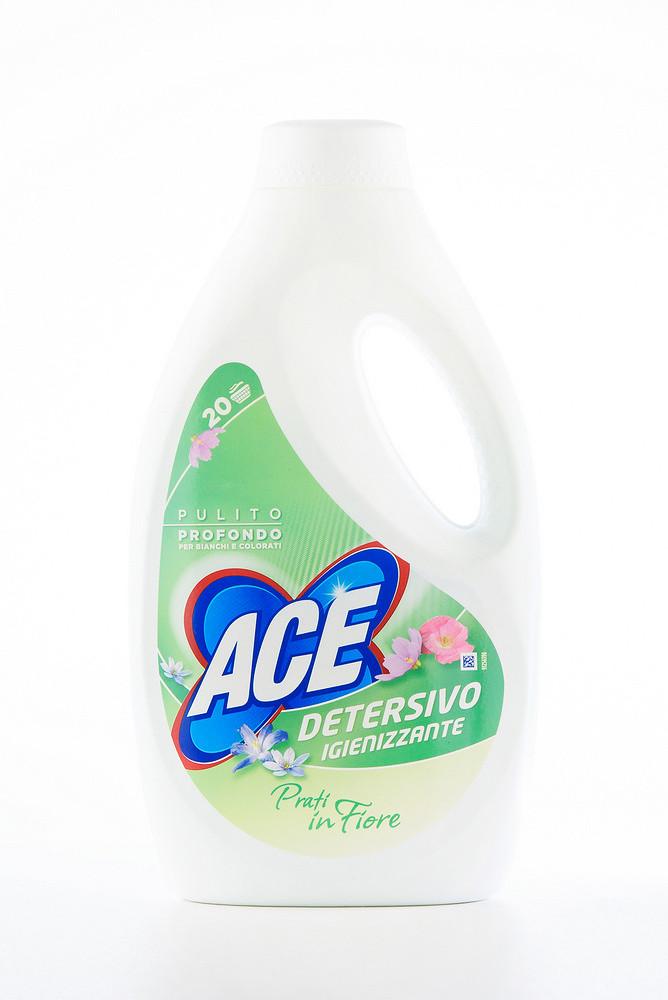 - ACE гель для прання (3*1300ml) Prati in Fiore