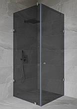 Душова двері орні кабіна (графіт - сіра) 2000*1000*800