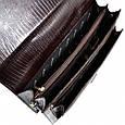 Мужской кожаный портфель DESISAN, фото 4