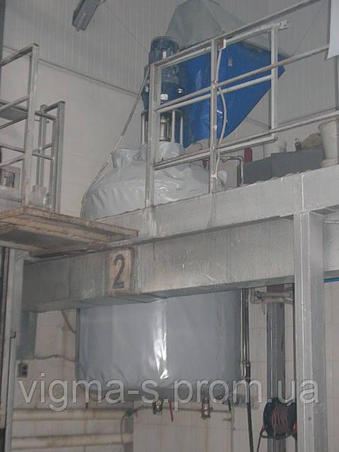 Чехол на оборудование, защитный из ПВХ ткани