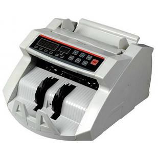Машинка для рахунку грошей c детектором UV MG 2089 BTB (50461)