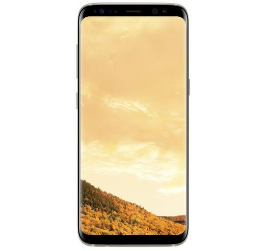 Смартфон Samsung Galaxy S8+ G955FD 4\64Gb Maple Gold
