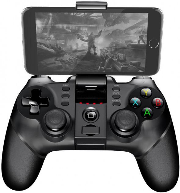 Беспроводной геймпад iPega PG-9156 Batman 3 in 1 Bluetooth PC Android iOS Black