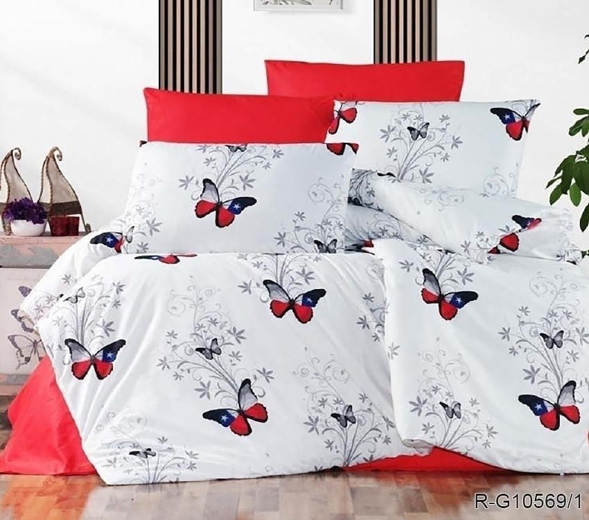 ТМ TAG Комплект постельного белья с компаньоном G10569/1
