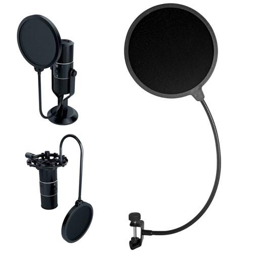 Поп-фильтр для микрофона, звукозаписи ВТВ 155 мм