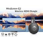 Беспроводной приемник Mirascreen G2 беспроводной HDMI TV тюнер, фото 8