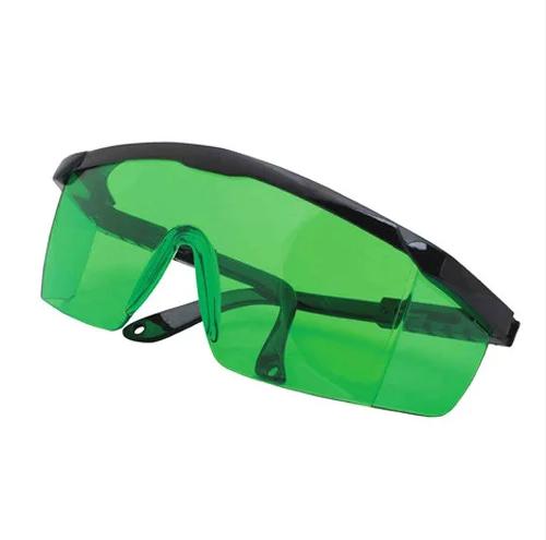 Окуляри зелені підсилюють захисні ВТВ для лазерного гравера, рівня