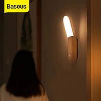 Светильник-ночник Baseus с магнитным креплением Sunshine Series Human Body Induction (тёплый свет)