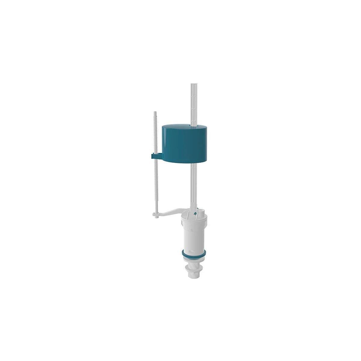 Поплавковий клапан нижньої подачі води 1/2 пл. різьба 7021 N